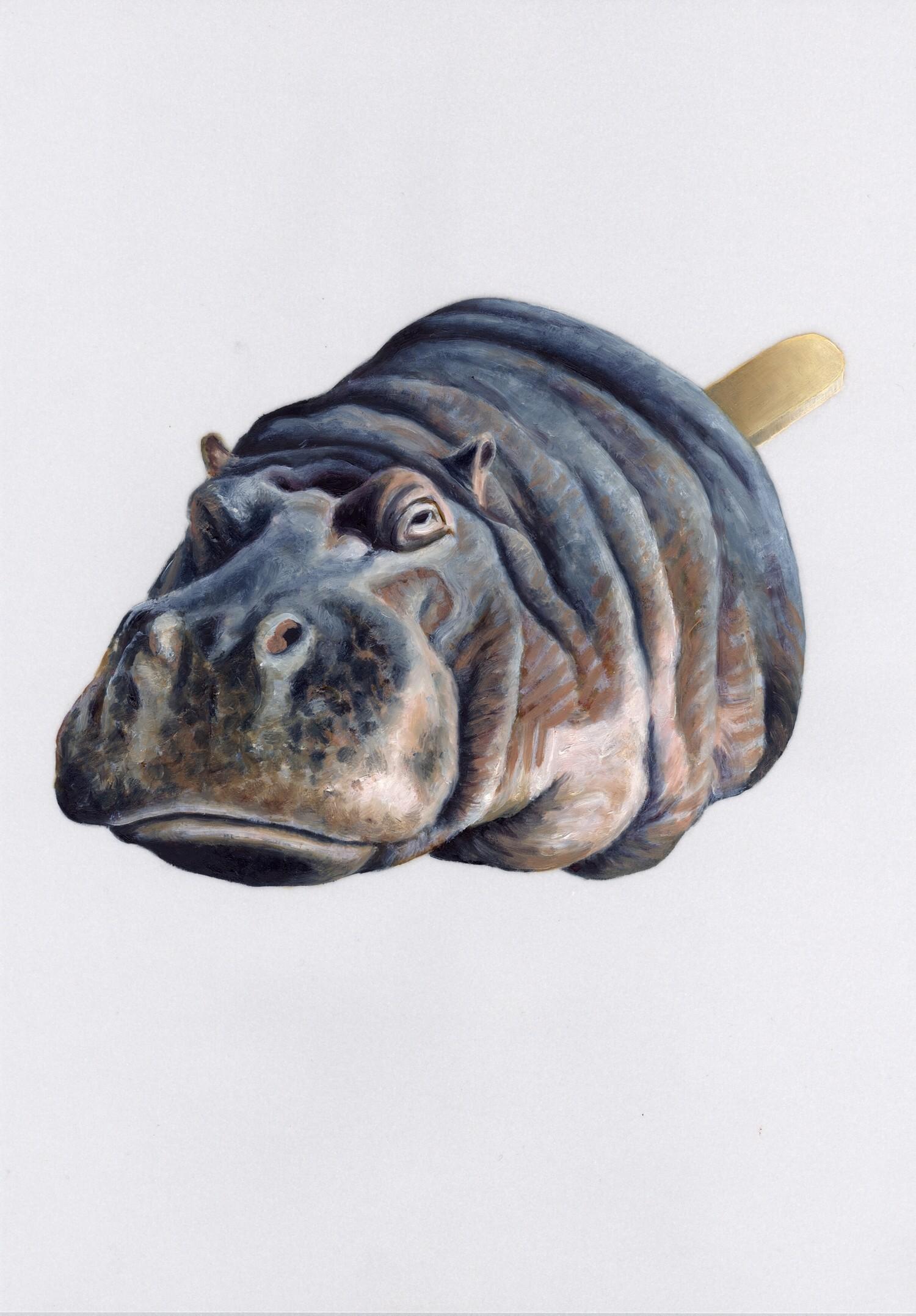 Vellum 14#2011, 29,7 x 21 cm, Öl auf Transparentpapier